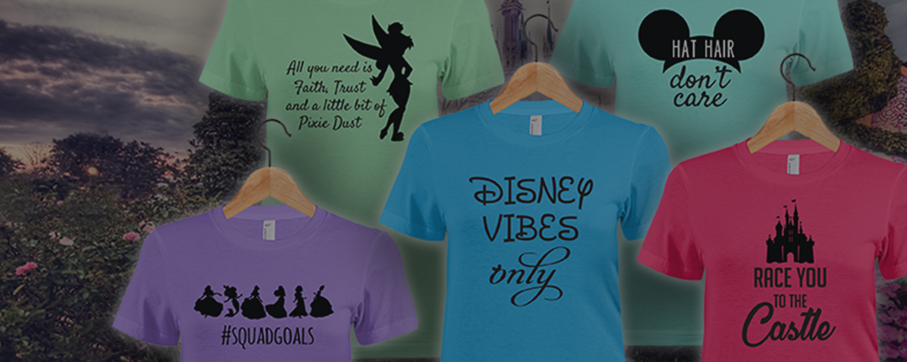 Disney SVG Patterns