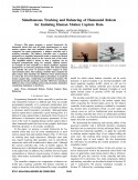 Simultaneous Tracking and Balancing of Humanoid Robots for Imitating Human Motion Capture Data-Thumbnail