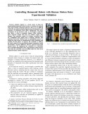 Controlling Humanoid Robots with Human Motion Data- Experimental Validation-Thumbnail
