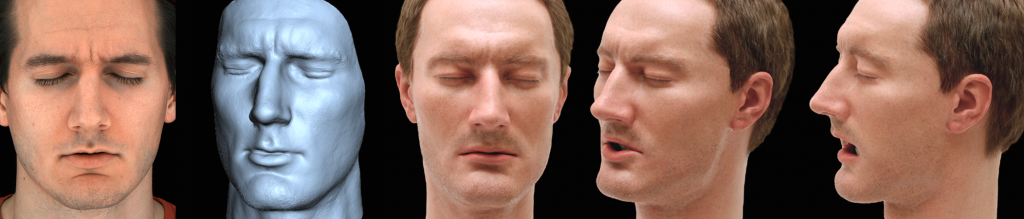 Physical Face Cloning-Image