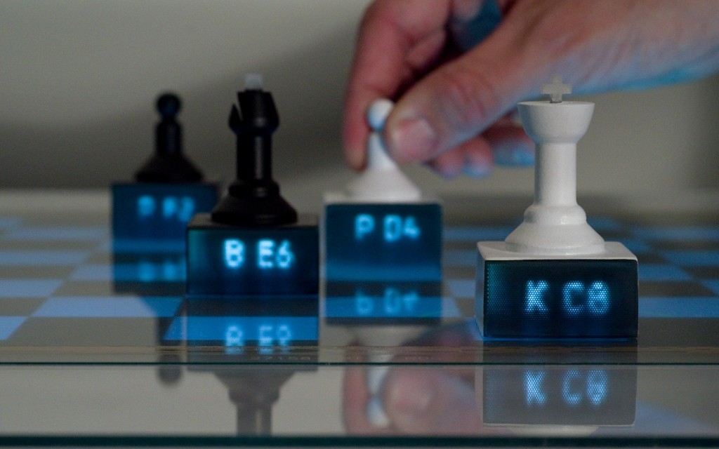 Printed Optics- 3D Printing of Embedded Optical Elements for Interactive Devices-Image