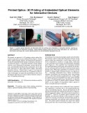 Printed Optics- 3D Printing of Embedded Optical Elements for Interactive Devices-Thumbnail