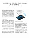 Contiki80211- An IEEE 802.11 Radio Link Layer for the Contiki OS-Thumbnail