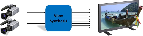 AutomaticViewSynthesis
