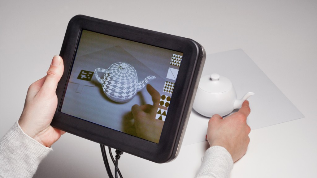 REVEL- A Tactile Feedback Technology for Augmented Reality-Image