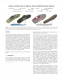 Design and Fabrication of Materials with Desired Deformation Behavior-Thumbnail