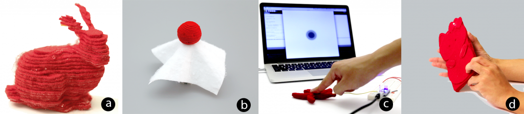 A Layered Fabric 3D Printer for Soft Interactive Objects-Image