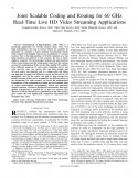 Joint Scalable Coding and Routing for 60 GHz Real-Time Live HD Video Streaming Applications-Thumbnail