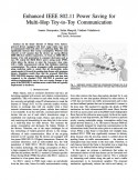 Enhanced IEEE 802.11 Power Saving for Multi-Hop Toy-to-Toy Communication-Thumbnail