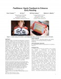 FeelSleeve- Haptic Feedback to Enhance Early Reading-Thumbnail