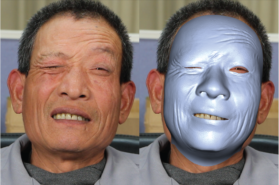 Real-Time High-Fidelity Facial Performance Capture-Image