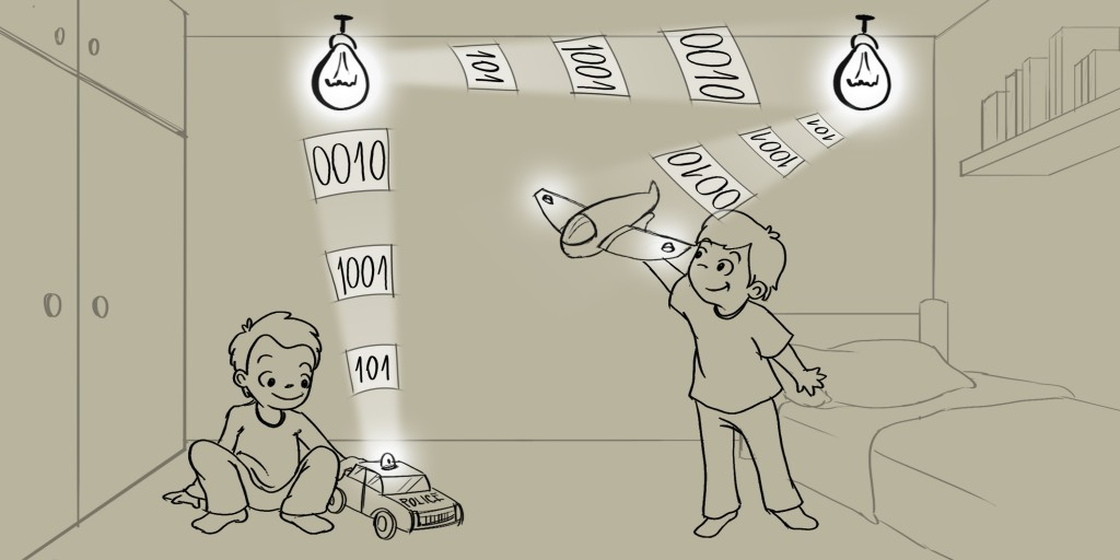 Linux Light Bulbs- Enabling Internet Protocol Connectivity for Light Bulb Networks-Image