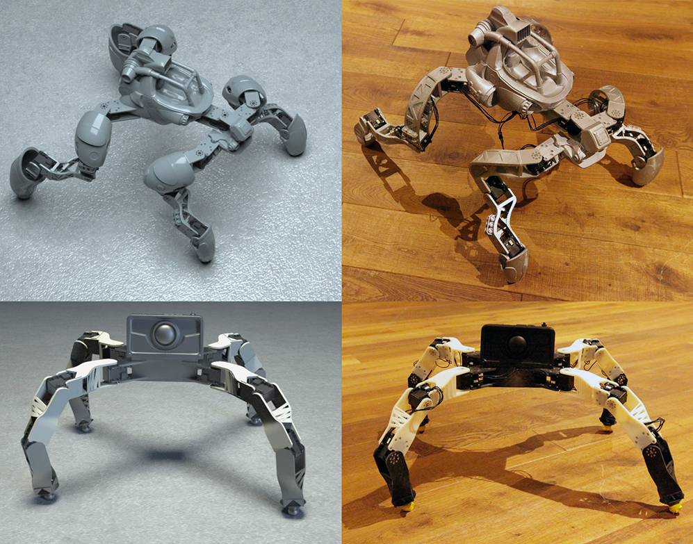 Interactive Design of 3D-Printable Robotic Creatures-Image