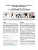 DefSense- Computational Design of Customized Deformable Input Devices-Thumbnail