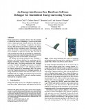 An Energy-interference-free Hardware-Software Debugger for Intermittent Energy-harvesting Systems-Thumbnail
