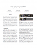 Learning Activity Progression in LSTMs for Activity Detection and Early Detection-Thumbnail