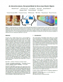 An interaction-Aware, Perceptual Model for Non-Linear Elastic Objects-Thumbnail
