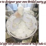 "DIY Episode "" Inexpensive Gift Ideas for your Bridal Party!"""
