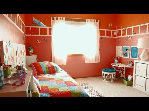 DIY Kid's Room Ideas