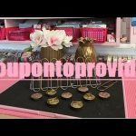 Gold Accessories and Office Supplies DIY | Decor | Dollar Store and Repurposed Supplies