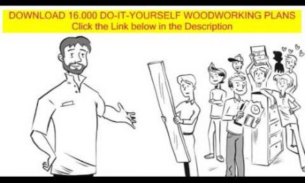the do it yourself woodworking shop – furniture blueprints