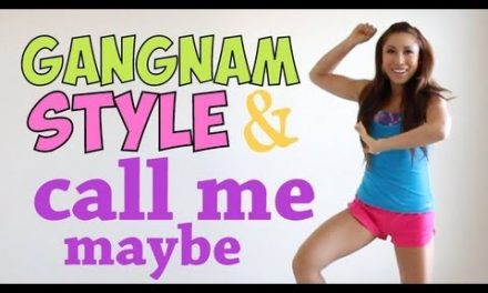 Gangnam Style Call Me Maybe Mashup Squat Challenge
