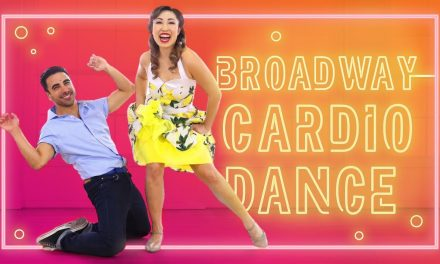 Super Fun Cardio Dance Workout! | We Go Together from Broadway's GREASE
