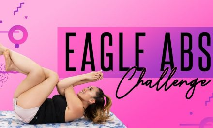 The Mighty Middle Abs Workout Challenge!