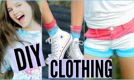 4th of July DIY Clothing! + BLOOPERS / Chloe East