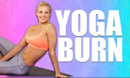 Yoga For Beginners | Yoga Burn For Tiny Belly Review 2016