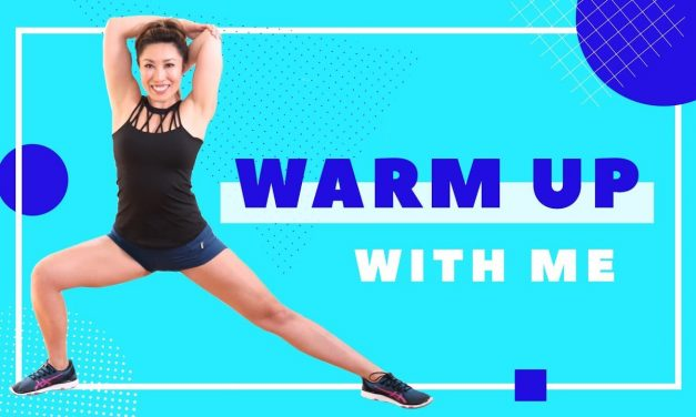 Apartment Friendly Warmup – Do this before your workout!!