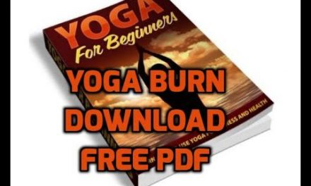 Yoga burn download for free (pdf) | Yoga for weight loss