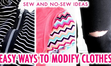 3 DIY Ways to Revamp Your Old Clothing! – HGTV Handmade