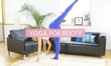 Yoga for Booty