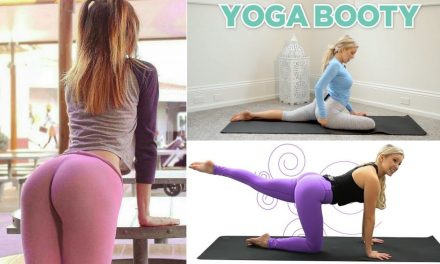 How To Get A Bigger Booty – Yoga Burn Booty Challenge