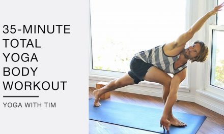 35 Minute Total Body Yoga Workout