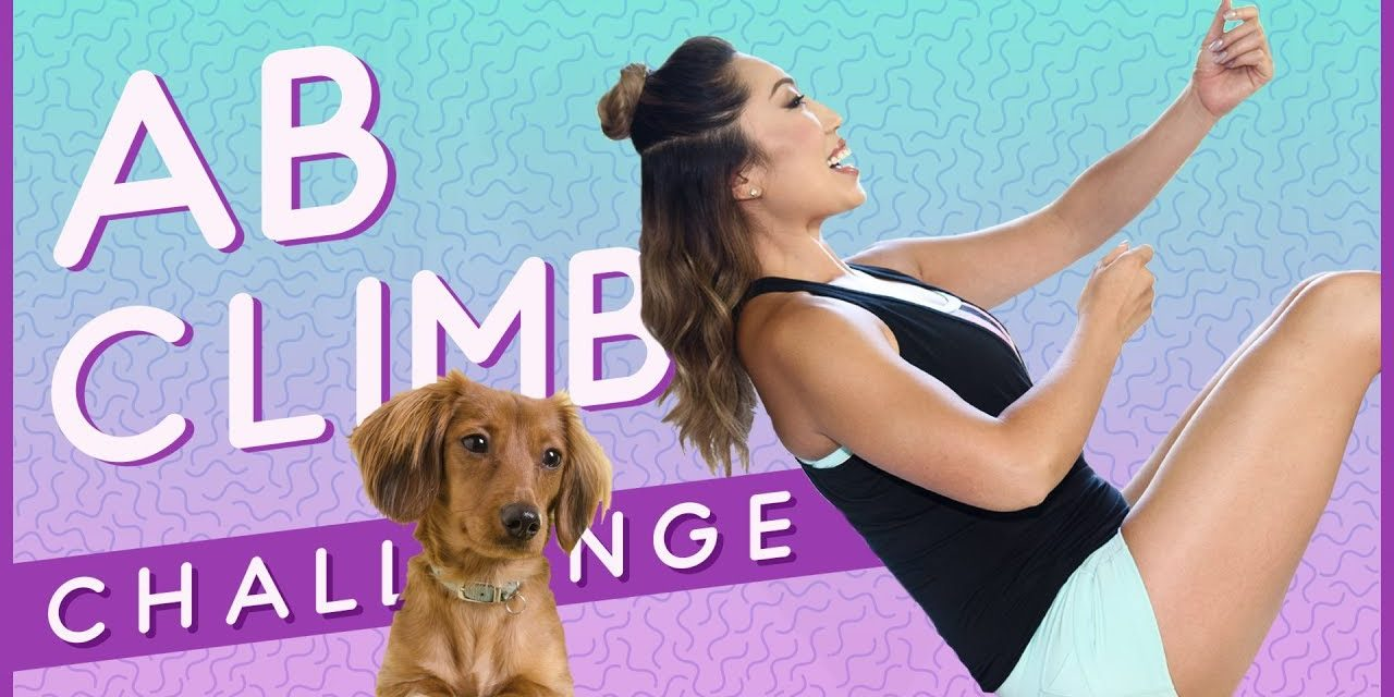 Fast Ab Workout ☀ Summer Song Challenge #1 ☀