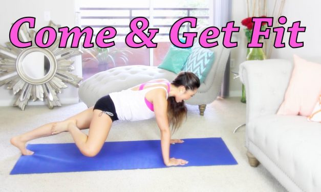 POP Pilates: Come and Get Fit