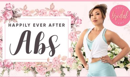 Happily Ever After Abs   BRIDAL BOOTCAMP