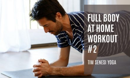 Full Body at Home Workout #2 – Total Body Calorie Burn (series 1 ep.2)| Movement With Tim