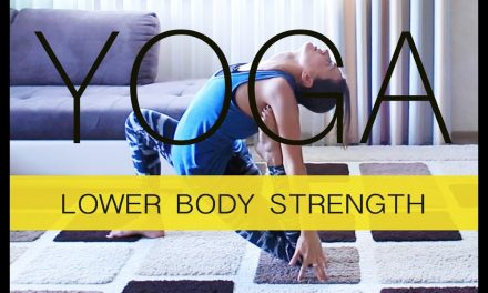 80 MIN INTENSE POWER VINYASA YOGA ❤️ Burn Fat, Build Strength & Flexibility