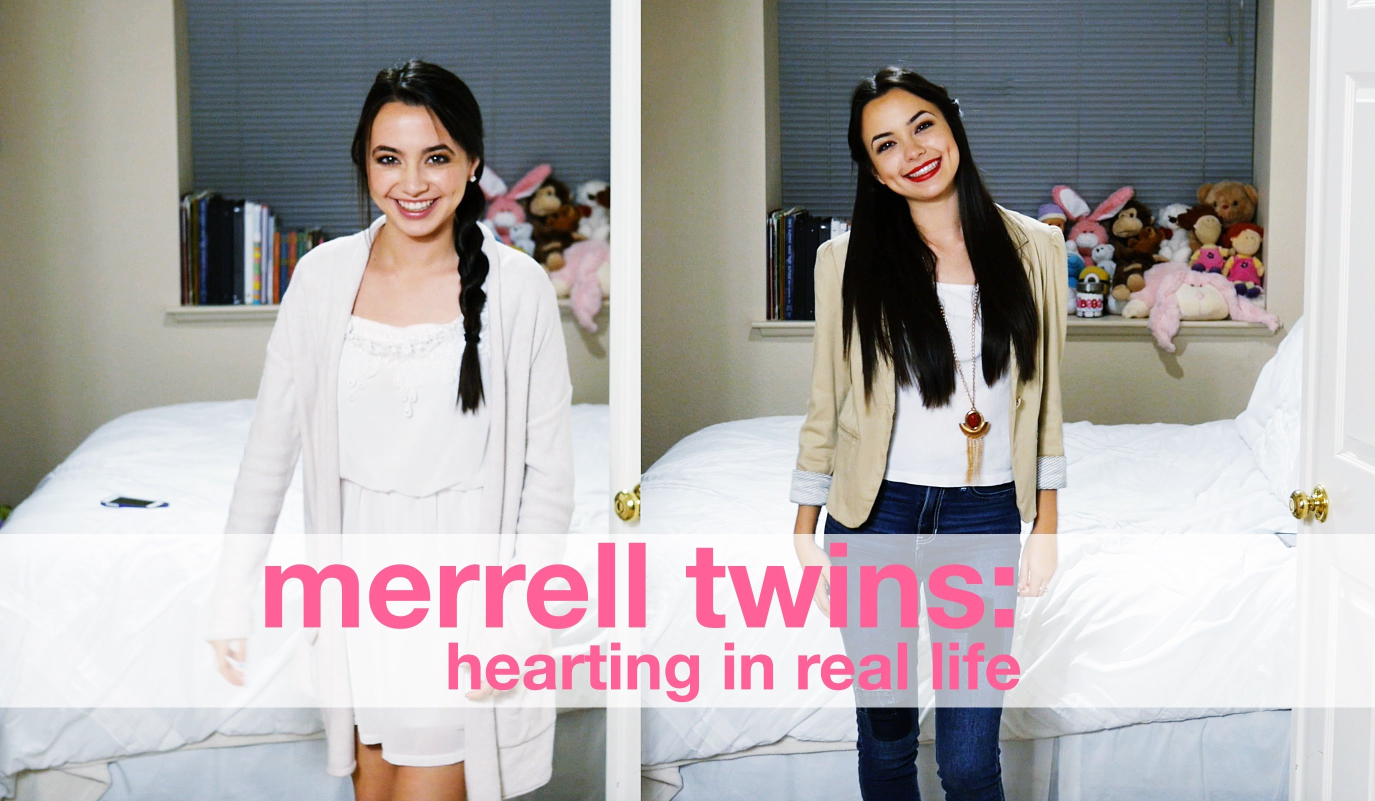DIY Fashion with The Merrell Twins | We Heart It