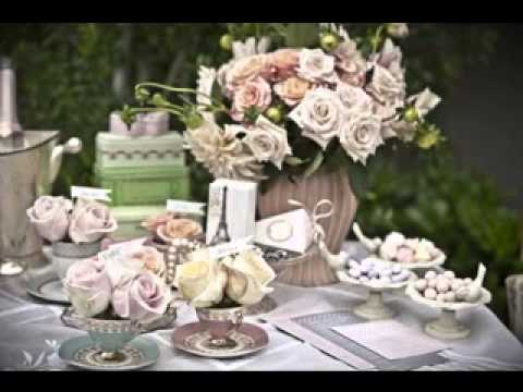 DIY wedding flowers decorations ideas