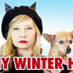 3 Stylish DIY Winter Accessories: Cat Ear Hat & More – HGTV Handmade