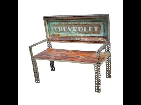 Upcycled Man Cave and Garden Furniture Ideas DIY