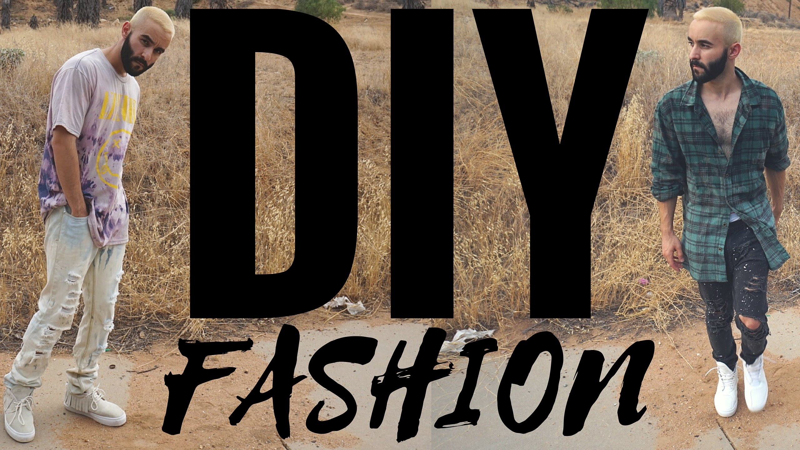 DIY FASHION: HOW TO STYLE DIY+ NEW PIECES