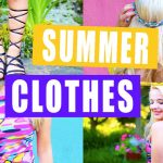DIY Clothing and Accessories for Summer!