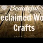 Recycled Wood Crafts