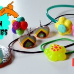 HINDI: DIY Crafts: Glue gun Ornaments & Accessories