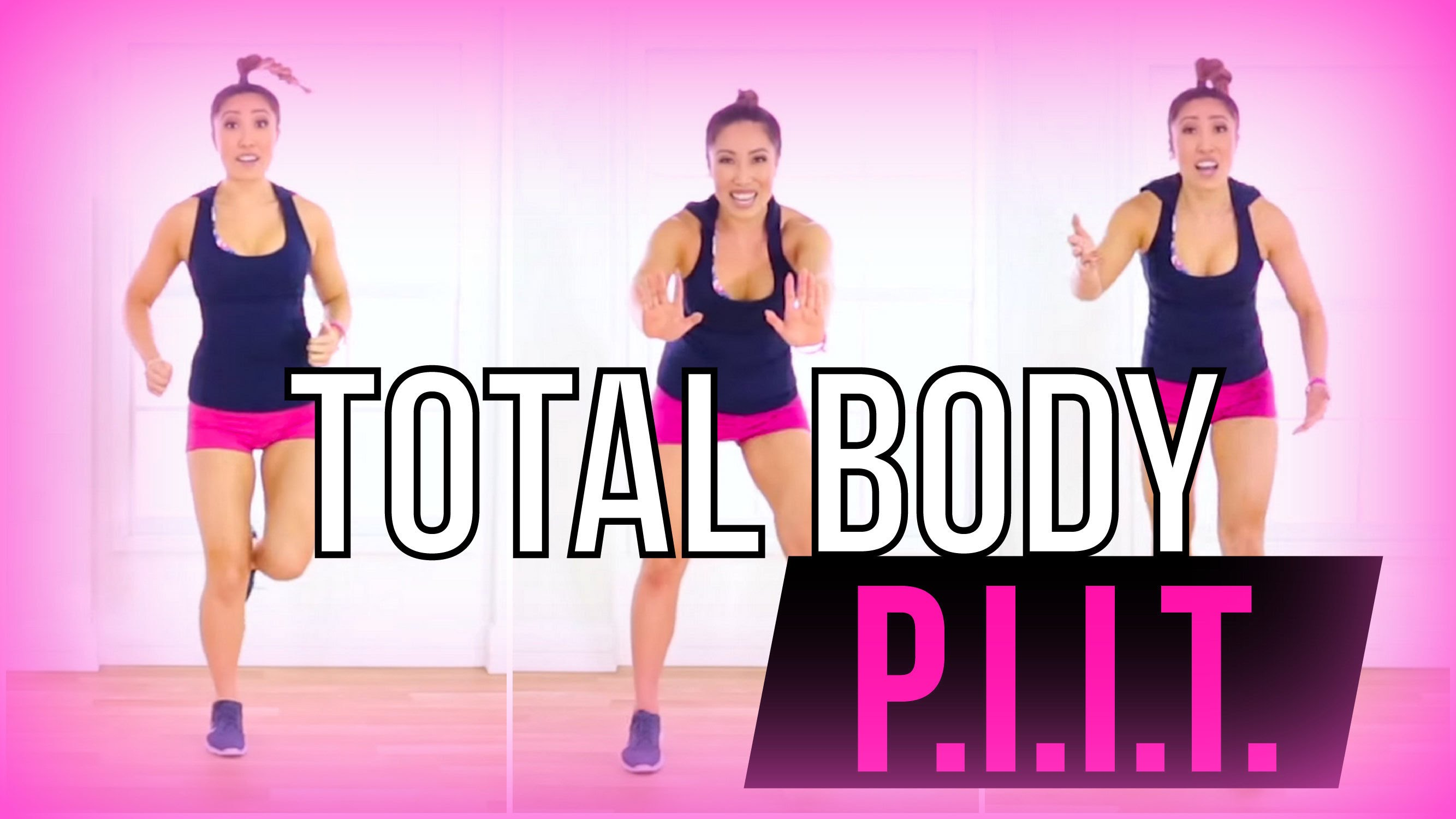 Total Body Slim Down // PIIT